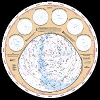 Messier Observer's Planisphere